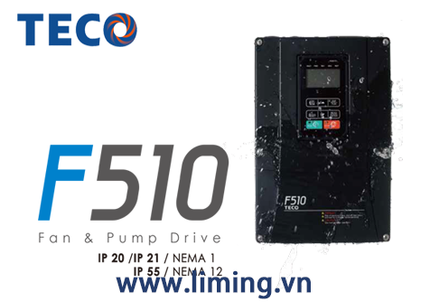 BIẾN TẦN TECO F510