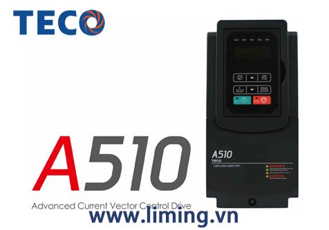 BIẾN TẦN TECO A510